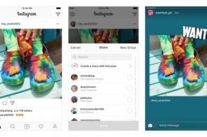 Instagram deixa compartilhar fotos do Feed no Stories no estilo 'repost'