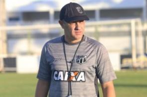 Marcelo Chamusca deixa o Ceará após derrota para o Vitória no Brasileiro