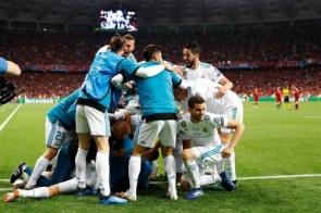 Real Madrid vence a Liga dos Campeões pela terceira época consecutiva