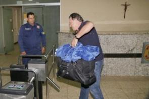 Giroto e Amorim completam um mês na cela 17 e presas ficam em área nobre