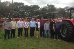 Itaporã conquista patrulha mecanizada junto ao governo do estado para implementar agricultura familiar