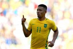 Gabriel Jesus admite ansiedade para estreia em Copas e exalta parceria com Neymar