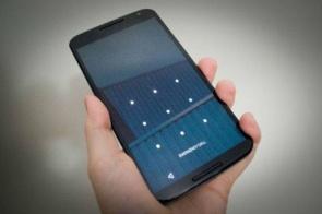 Por que você não deveria usar o desbloqueio por 'desenho' no Android