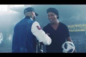 Assista o clipe com a música oficial da Copa do Mundo 2018