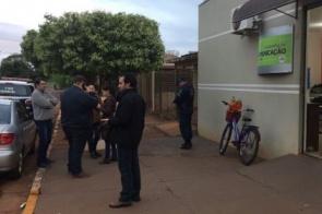 Itaporã: Agente de Saúde tem bicicleta furtada próximo a Prefeitura