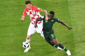 Croácia derrota Nigéria por 2 a 0 com arbitragem brasileira