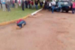 Testemunha de atentado contra prefeito é executado por pistoleiro ao sair de delegacia