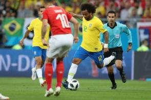 Brasil joga mal e só empata com Suiça na estreia da Copa