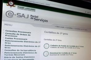 Certidões on-line beneficiam candidatos e compradores de imóveis