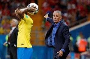 Para Tite, ansiedade atrapalhou jogadores do Brasil
