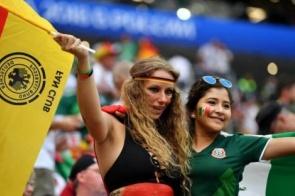 Fifa abre procedimento disciplinar contra o México por gritos homofóbicos