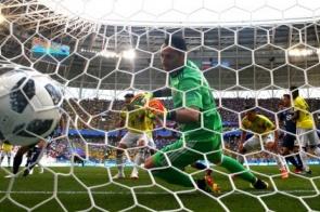 Japão vence Colômbia na abertura do Grupo H da Copa