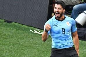 Uruguai bate Arábia Saudita, avança às oitavas e classifica a Rússia