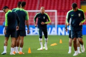 Brasil encara Sérvia para se juntar aos gigantes nas oitavas