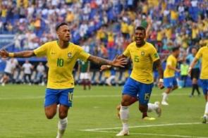 Brasil espanta a zebra, passa pelo México e espera adversário nas quartas