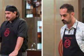 Prova do lagostim elimina padre Evandro e Victor Hugo do Masterchef