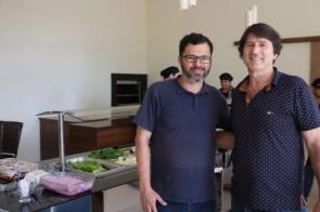 Confira as fotos da inauguração do Restaurante Santa Fé em Itaporã