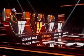 'The Voice Brasil' estreia botão de bloqueio na 7ª temporada