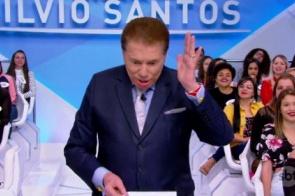 Silvio Santos faz piada, constrange convidada e divide opiniões na web