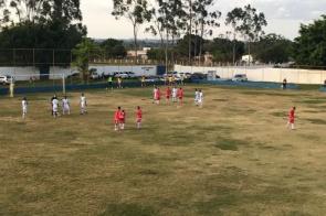 Sete de Dourados vence e assume a liderança do Esadual Sub-19