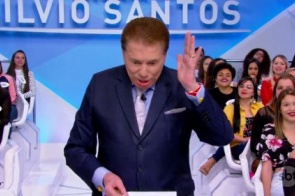 Patrícia Abravanel repreende Silvio Santos por se comportar como 'velho taradão'