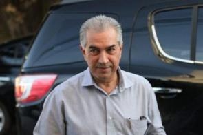 """""""Quanto mais candidaturas, melhor"""", diz Reinaldo sobre mudança no MDB"""
