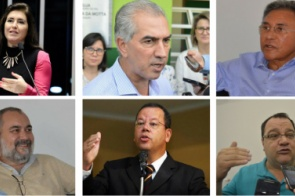 Convenções definem 6 candidatos ao governo de MS