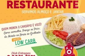 Confira o Cardápio desta quarta-feira da Estação FoodTruck de Itaporã