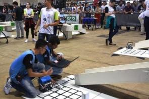 Olimpíada Brasileira de Robótica estimula uso da tecnologia em escolas de MS