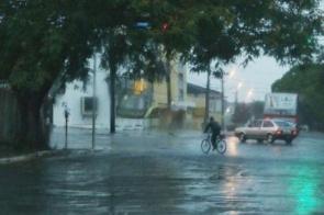 MS tem cidades sem um pingo d'água e outras com risco de enchente