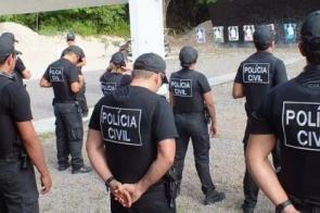 Governo divulga resultado preliminar de prova de digitação para concurso da Polícia Civil