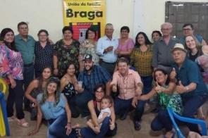 Família Braga realizou terceiro encontro em Itaporã, veja as fotos