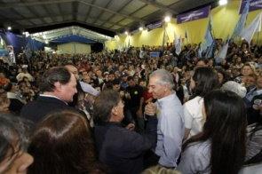 Tucanos reúnem mais de 60 prefeitos durante encontro em Campo Grande
