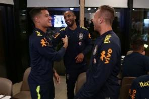 Lucas Moura está convocado para a Seleção Brasileira