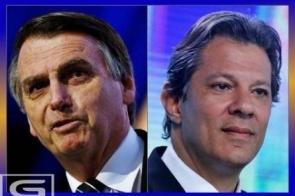 Eleições 2018 – Bolsonaro e Haddad intensificam as agendas do segundo turno