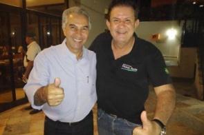Deputado Eduardo Rocha declara apoio a Azambuja e divide MDB