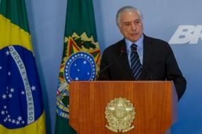 Governo Temer tem aprovação de 5% e reprovação de 74%, diz Ibope