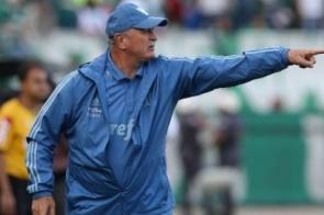 Felipão projeta definição do Brasileirão nas últimas 3 rodadas