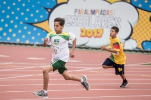 MS participa do maior evento paradesportivo Escolar do Mundo