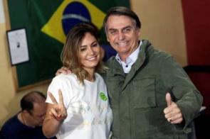 Michelle Bolsonaro diz que, no governo, quer atuar em 'todo os projetos sociais possíveis'