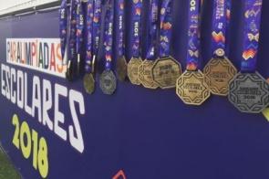 Delegação de MS brilha no primeiro dia e conquista 37 medalhas