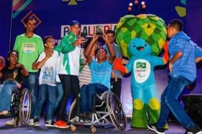 Com 76 medalhas, equipe sul-mato-grossense conquista título inédito na Paralimpíadas Escolares