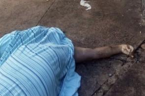 Mulher morre eletrocutada enquanto lavava roupas