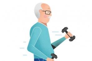 Musculação para fortalecer o cérebro dos idosos