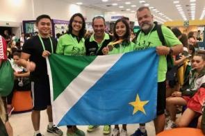 Delegação do MS fatura 24 medalhas e títulos nos Jogos Escolares da Juventude