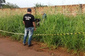 Identificado homem encontrado morto a facadas em matagal