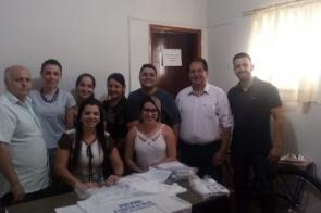Gerência de Saúde de Itaporã regulariza Saúde Bucal nas ESF'S  e entrega equipamentos