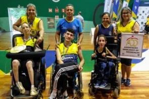 Paratleta do MS é bicampeão brasileiro de Bocha Paralímpica