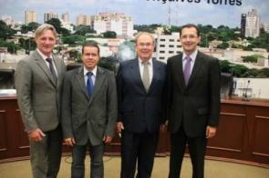 'Mesa Chapeludo, Salina, Pres e Farinha' eram codinomes para propinas na Câmara