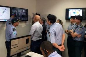 Estado combate crime organizado na fronteira com sistema de controle rodoviário em tempo real